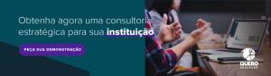 convite plataforma inteligência educacional para estudo persona