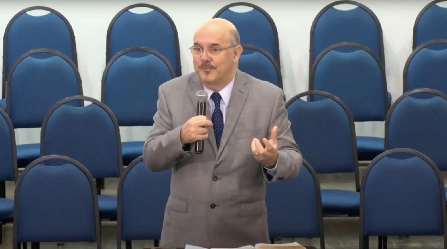 Milton Ribeiro foi anunciado nesta sexta-feira (10)